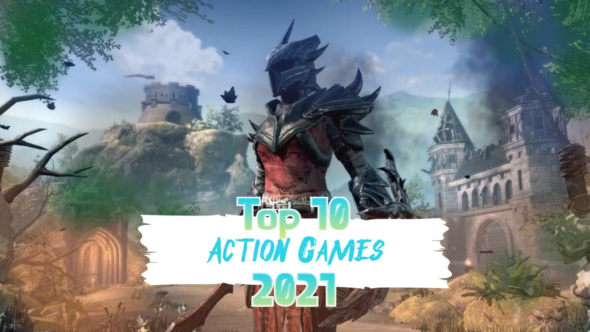 Top 10 Online play Action Games for Android Devices